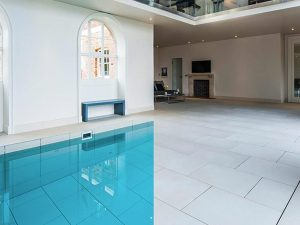 how much does a movable floor swimming pool cost