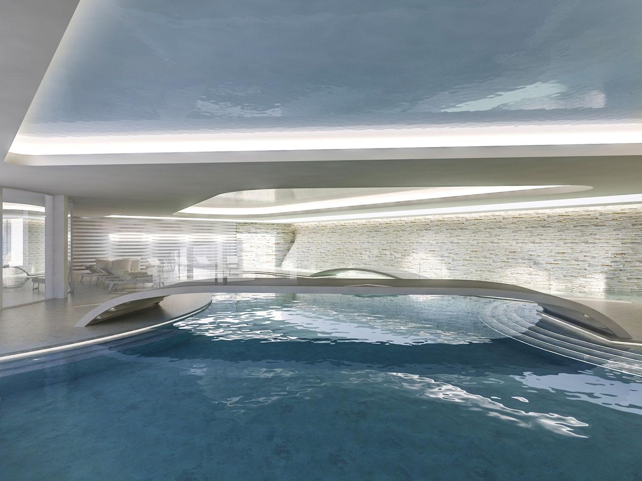 Swimming pool design consultants award winning designs for Pool design uk